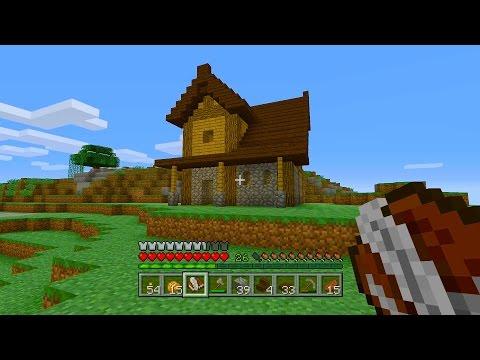 La Casetta in Montagna | Minecraft [PS4] ITA #39