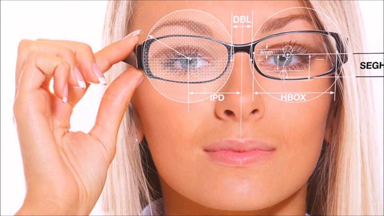 08ce27e1e342 Freeform digital progressive lenses - YouTube