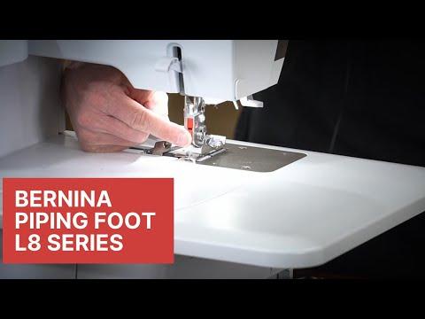 New Bernina Feet For L850 & L890 Sergers