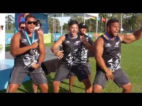 Va'a World Sprints 2016 Highlights Opening, Blessing, EliteV6, V12 and Para Racing