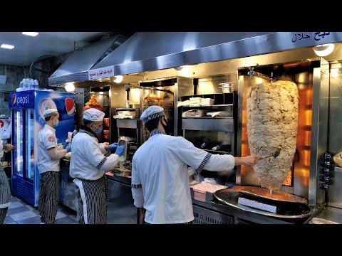 BEIRUT - Bourj Hammoud Shawarma Shop