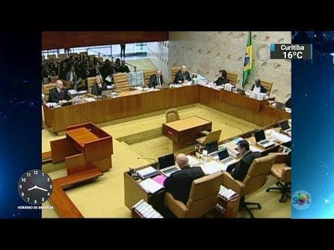 STF decide que Lei da Ficha Limpa vale em casos anteriores a 2010 | SBT Brasil (04/10/17)