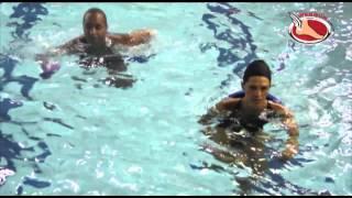 Deep running - corrida na água