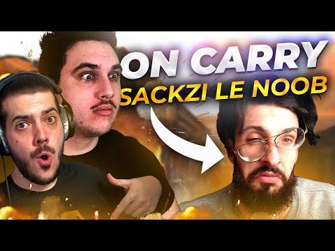 AVEC @Norby ET MON AK47 ON CARRY @SacKzi LE NOOB