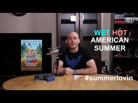 Movie Recommendations - Wet Hot American Summer (Watch Culture Ep. 13)
