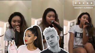 Denise singing BigBang Taeyang, Ariana Grande,etc songs [Sec…