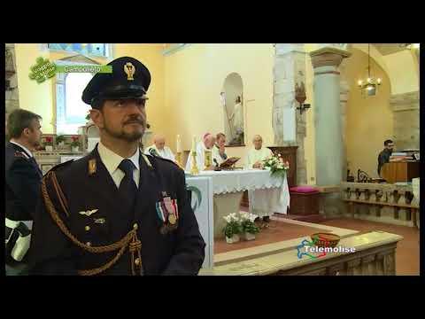 San Michele Arcangelo tra fede e istituzione - 02 - Campolieto - Viaggio in Molise - Puntata 5170