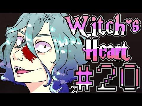 Witch's Heart (Esp) -Parte 20- El pasado de Lime [Final Ruta Wilardo]