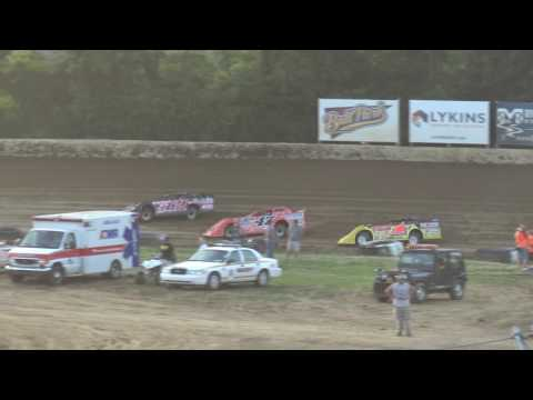 Florence Speedway | 6/24/17 | Southern Nationals Bonus Series | Heat 4