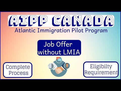 🇨🇦 Atlantic Immigration Pilot Program