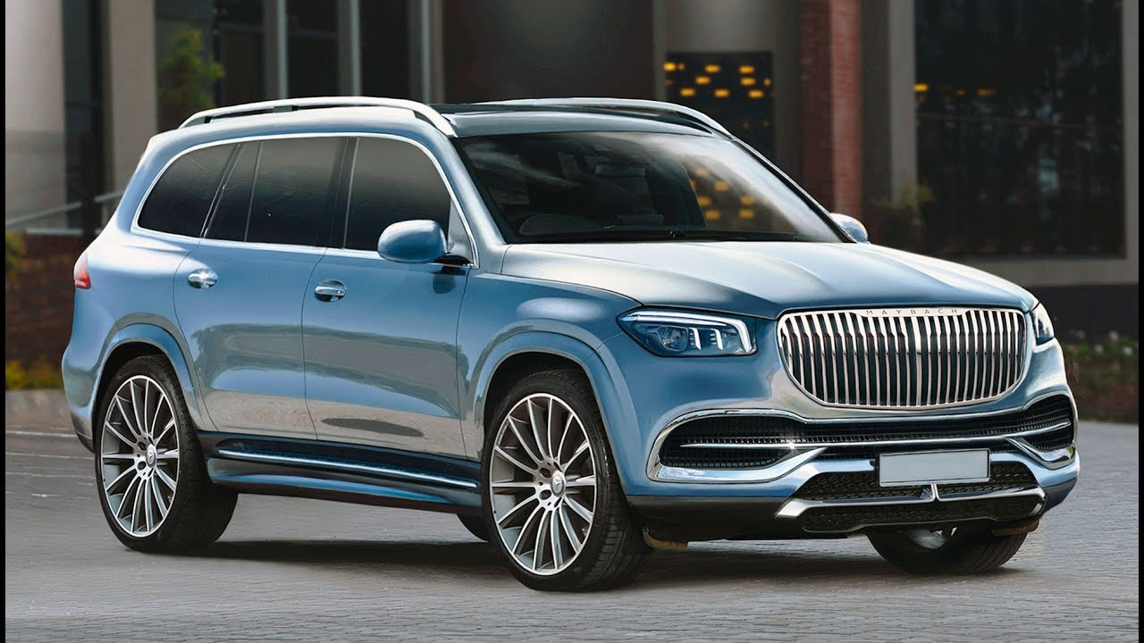 2021 Maybach Gls Render The King Of Suv Youtube