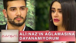 Zuhal Topal'la 154. Bölüm (HD) | Ali ile Karşı Karşıya Gelen Naz Neden Gözyaşlarına Boğuldu?