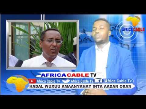 QODOBADA WARKA AFRICA CABLE TV BY SHAASHAA 16 5 17