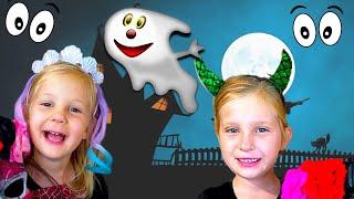 3 Marker Halloween Challenge. Novi izazov. Bojamo maske za Noć Vještica.  mp4