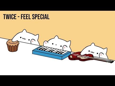 """Bongo Cat - TWICE """"Feel Special"""" (K-POP)"""
