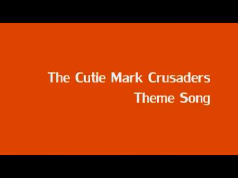 The Cutie Mark Crusaders Theme Song with Lyrics