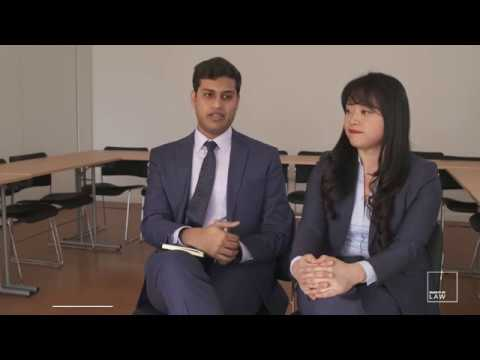 MSc in Law and Finance (MLF)