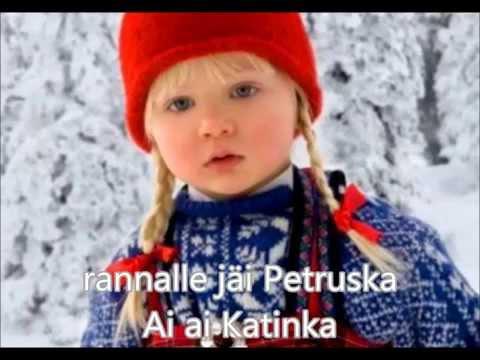 KATINKA  (Suomen lastenlauluja - Finnish children's songs)