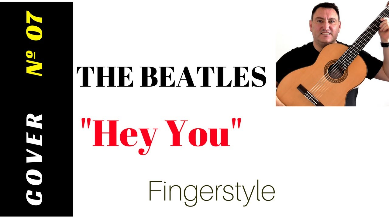 The Beatles Hey Jude Fingerstyle Youtube