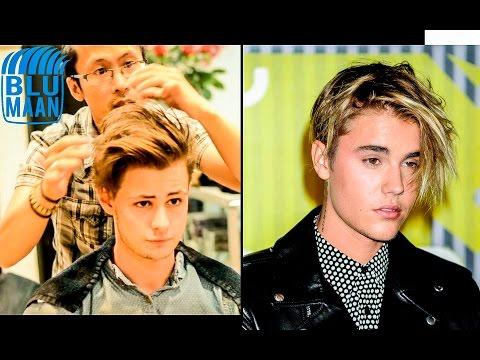 Justin Bieber 2015 Haircut & Hairstyle