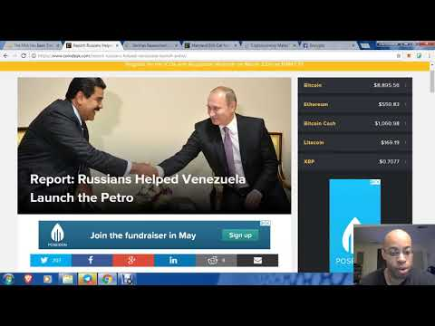 NSA tracking BTC, Russia & Venezuela Petro, German Researches find Blockchain child abuse, Marylad l