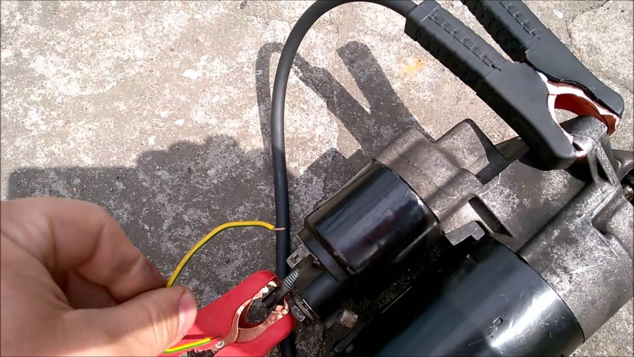 podłączyć elektromagnes rozrusznika do tyłu wierne serwisy randkowe