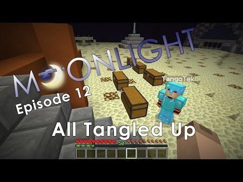 Minecraft Moonlight Server Episode 12: All Tangled Up