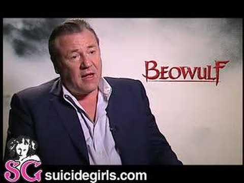 Ray Winstone talks Beowulf with SuicideGirls.com