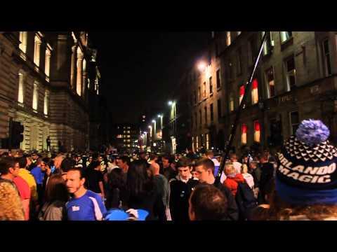 Scottish Referendum-eve 2