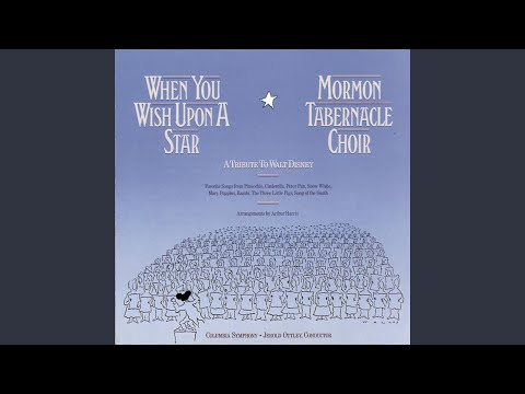 Cinderella: A Dream Is A Wish Your Heart Makes (arr. A. Harris for Choir and Orchestra)
