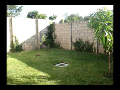 Vendo casa en bosques de lourdes jardin trasero youtube for Casas de jardin