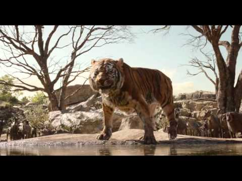 The Jungle Book | all clips & trailers SUPERCUT (2016) Disney