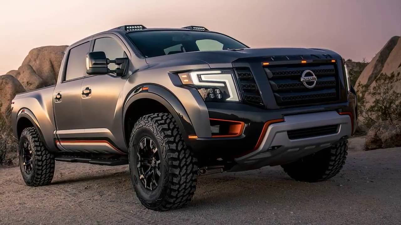 Nissan Titan Warrior Concept Ready For Anything Nissan S