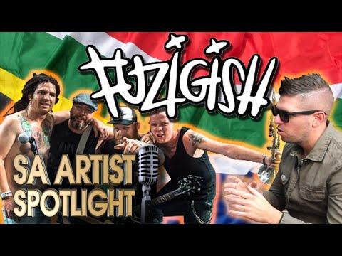 "Meet punk ska legends ""Fuzigish""!"