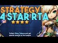 RTA 4 Star Special League Strategy In SUMMONERS WAR WORLD ARENA mp3