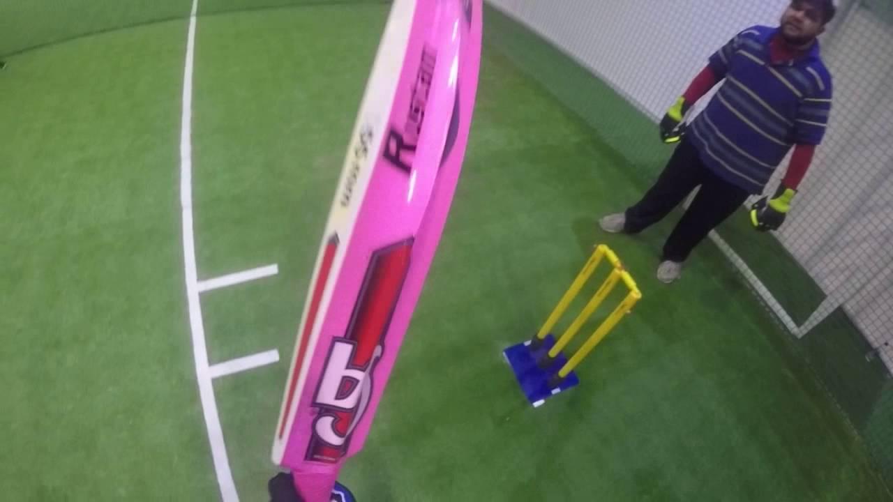 Indoor cricket match 04.05.2016 (unedited) @ Aktiv Nation