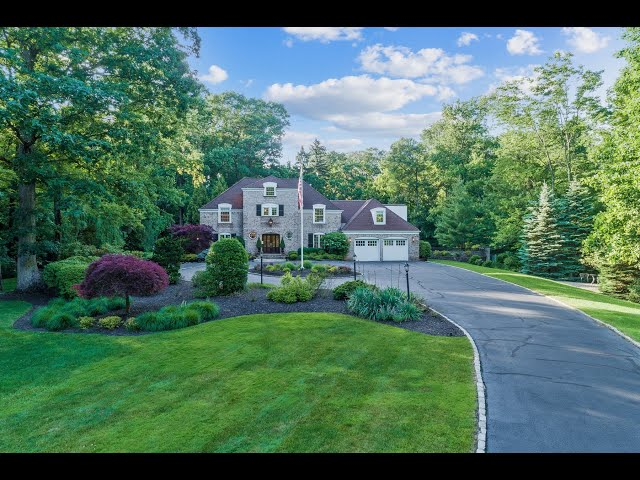 Elegant and Sophisticated Home in Essex Fells, New Jersey   Sotheby's International Realty