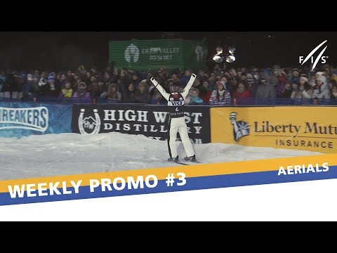 Aerials World Cups at stake in Lake Placid | FIS Freestyle Skiing