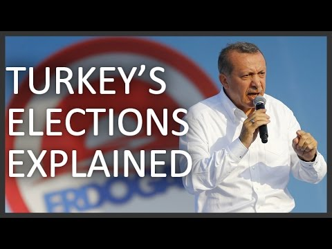 Turkey's 2015 elections explained
