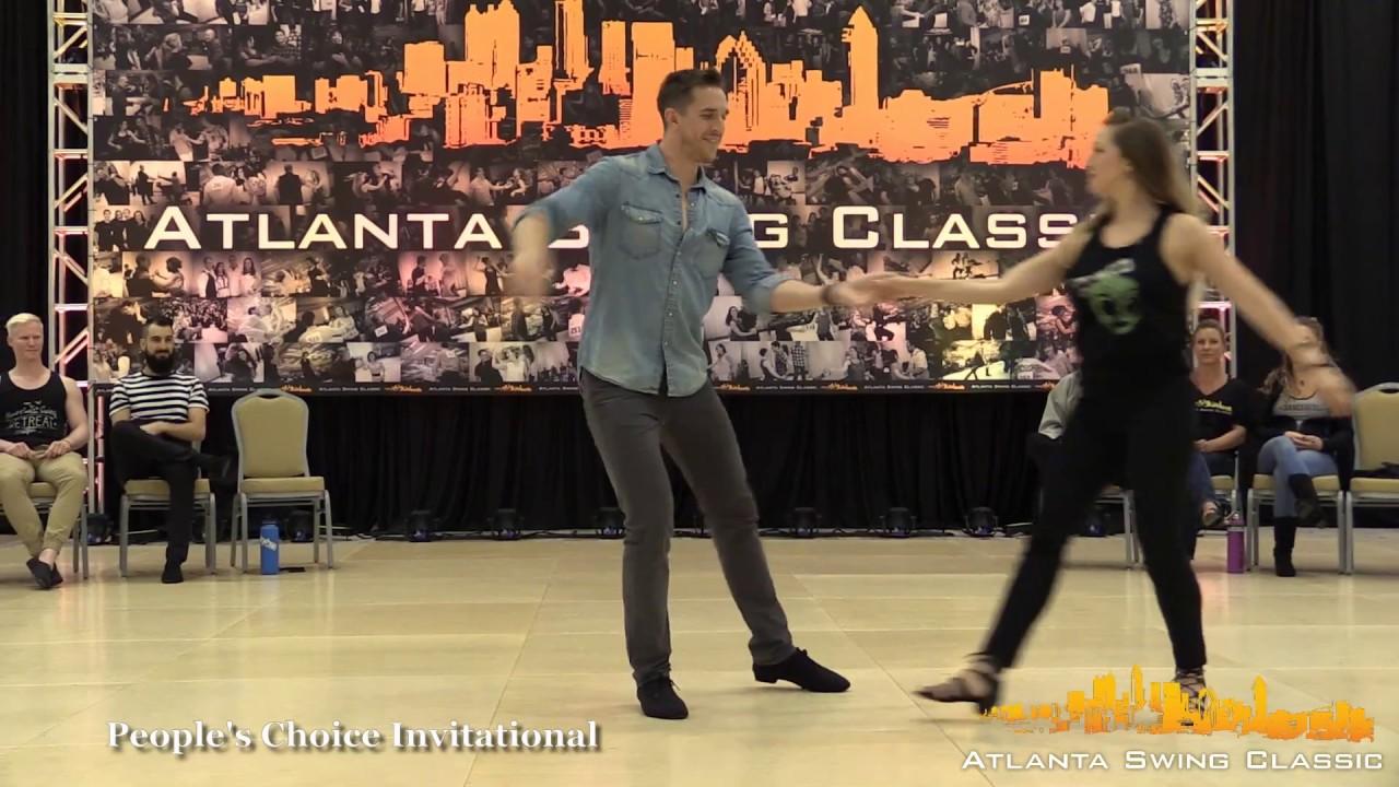 Atlanta Swing Classic 2018 Sean Mckeever And Cameo Cross