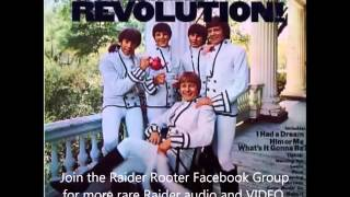 Paul Revere & The Raiders Revolution Rare Raider Radio AD