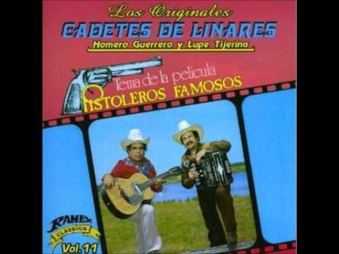 LOS CADETES DE LINARES (POPURRI DE CORRIDOS)