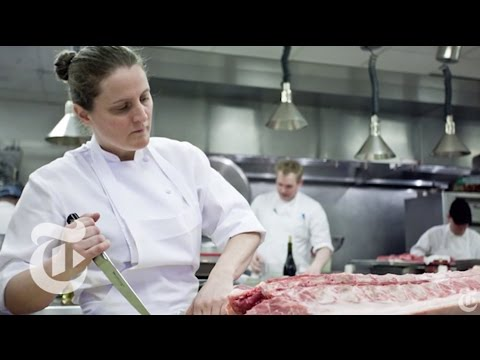 Chef April Bloomfield | What Made Me | The New York Times ...
