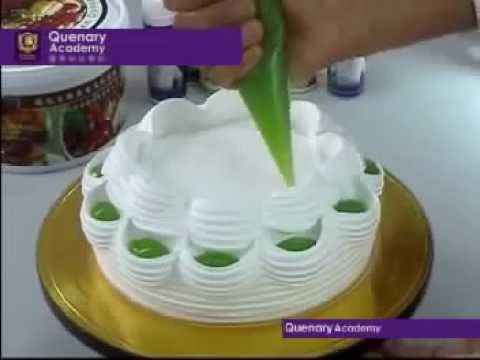 Quenary Academy Clay art cakes decoration ?????? 4 ...