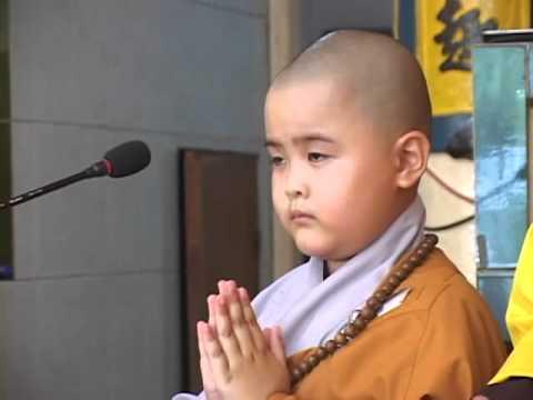 Chú tiểu Thích Chân Tâm 5 tuổi ( Toàn tập ) Part 1