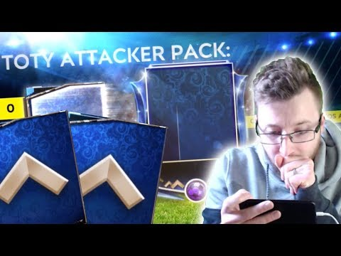 We Pulled TOTY Ronaldo!! The Greatest FIFA Mobile Pack in History!! TOTY Starter in a Pack!