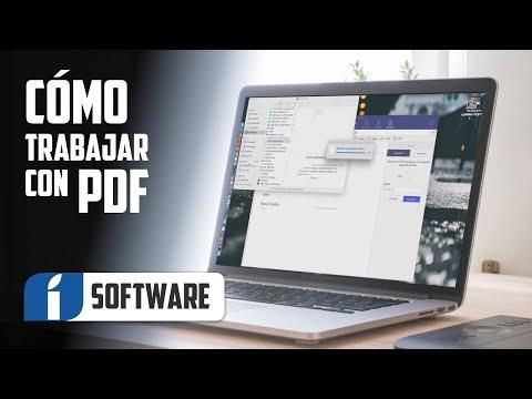 Cómo Convertir Un PDF En Cualquier Formato: Word, Excel, EPUB Y +