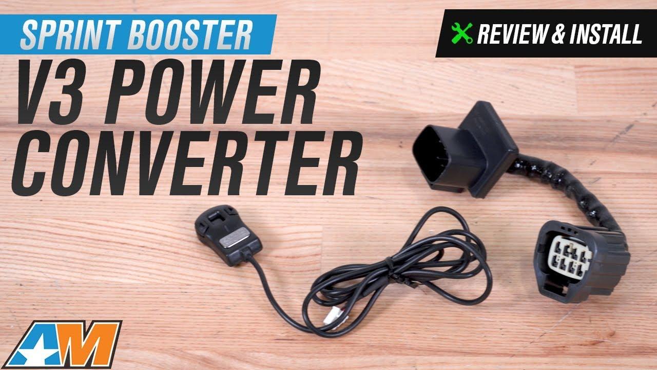SprintBooster SBHO0033S Performance Upgrade Power Converter Sprint Booster