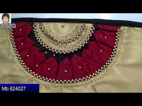 ghungru design | fashion designer technique | secret technique | easy method | online classes
