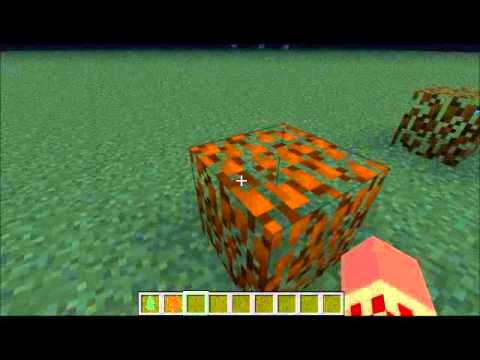 Minecraft Mod Reviews: Autumn leaves, Redwood Forests And More! ExtraBiomesXL Mod